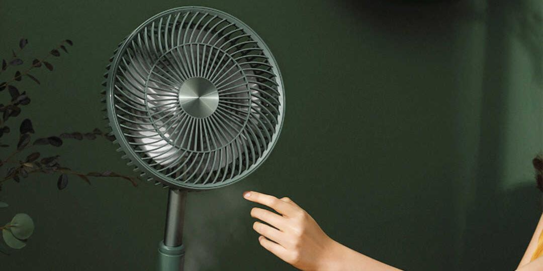 Xiaomi представила вентилятор-увлажнитель воздуха