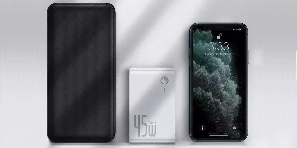 Xiaomi и Baseus представили мощную зарядку