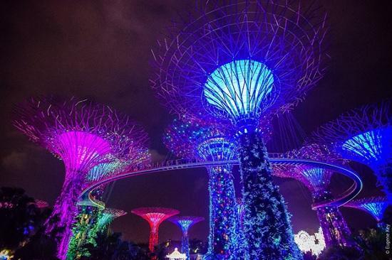 Футуристический туризм: чем нас удивят Китай, Сингапур и ОАЭ