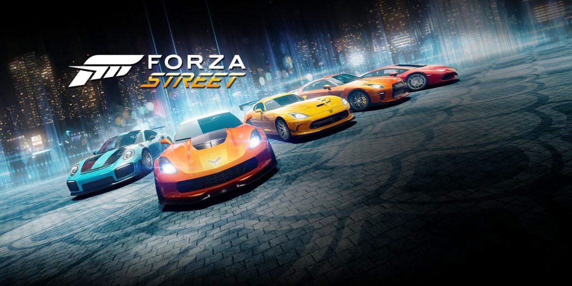 На Android с iOS вышла гоночная игра Forza Street