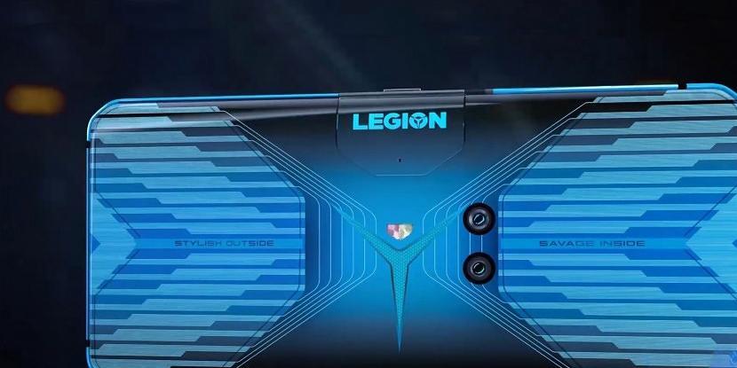 В новом смартфоне Lenovo Legion селфи-камера сбоку