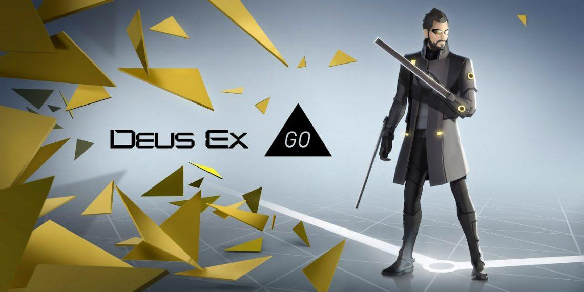Deus Ex GO для Android и iOS стала бесплатной
