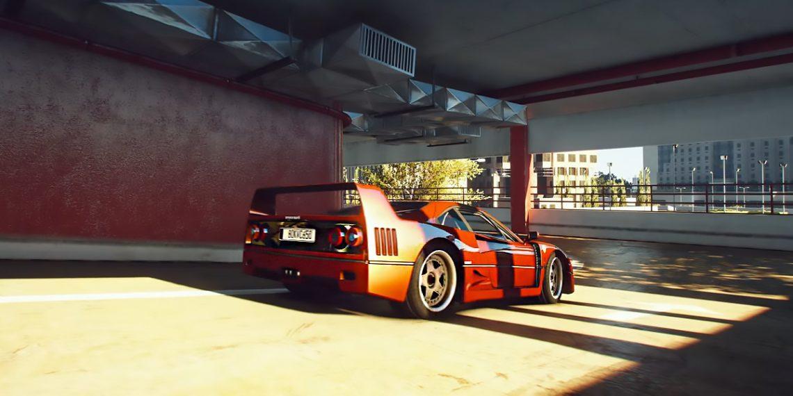 GTA V с новейшим графическим модом на видео