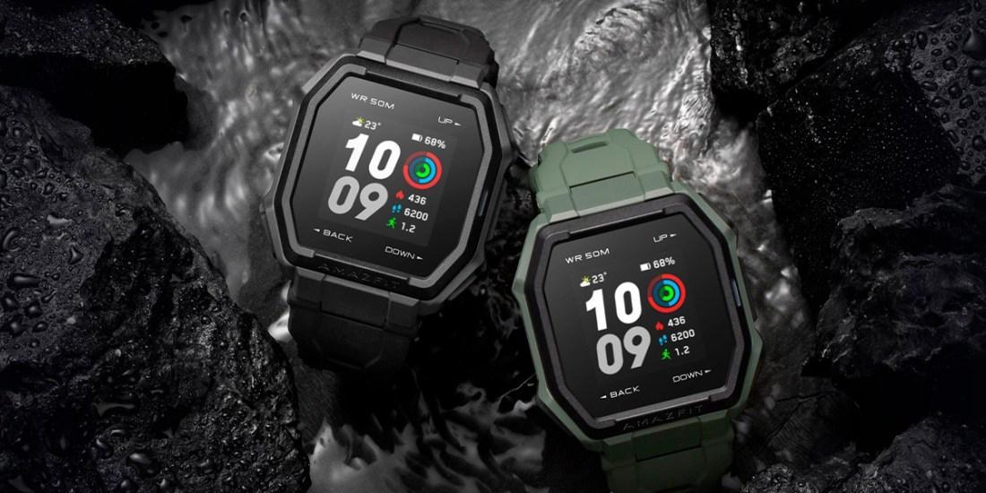 Huami выпустила защищённые часы Amazfit Ares