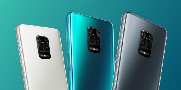 Цена дня: Redmi Note 9S за 14 990 рублей