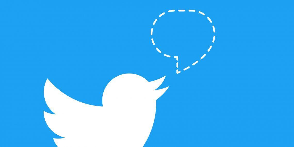 В Twitter можно ограничивать комментирование