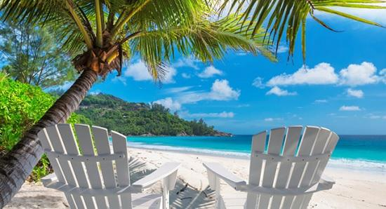 Роскошный мексиканский пляжный отдых