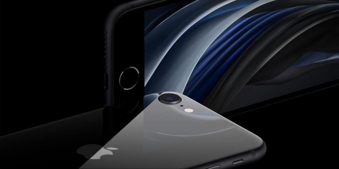 Новый iPhone SE 2020 подешевел на 5 000 рублей
