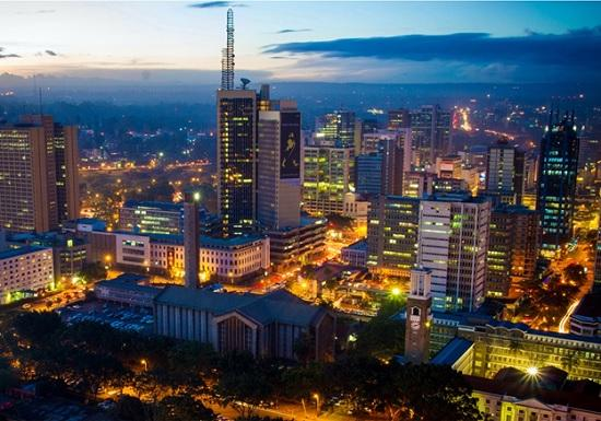 Кения. Найроби где это?