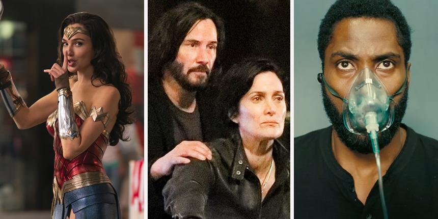 Warner Bros. перенесла «Матрицe 4» и «Довод»
