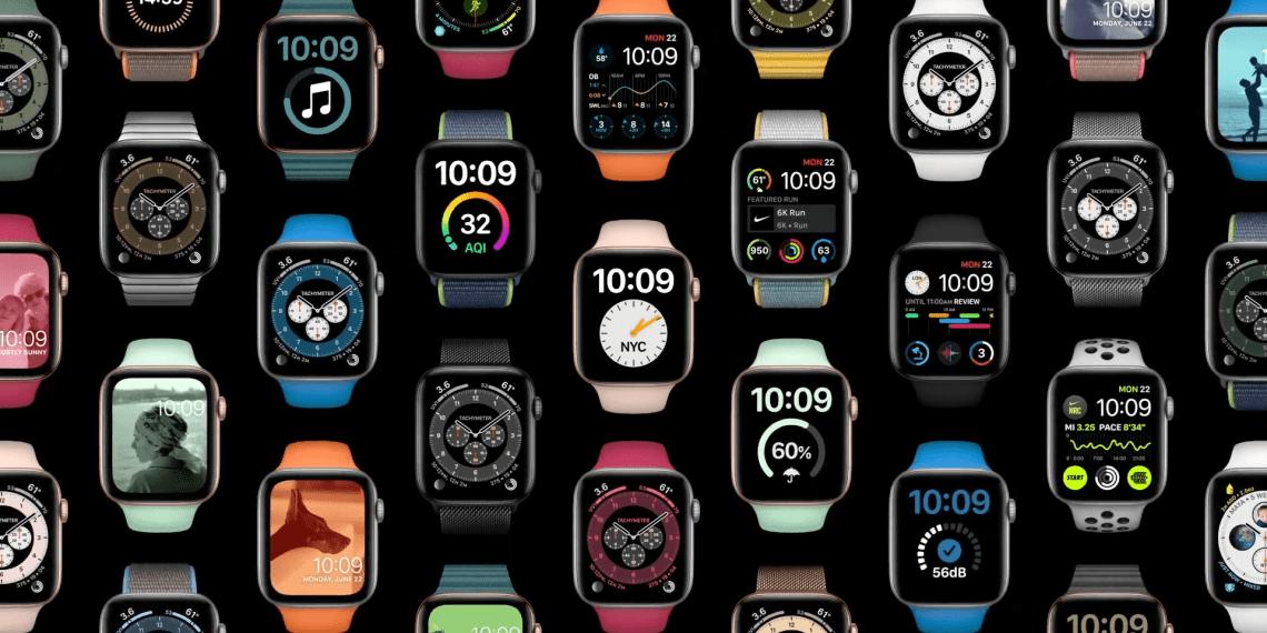 Apple анонсировала watchOS 7 для часов