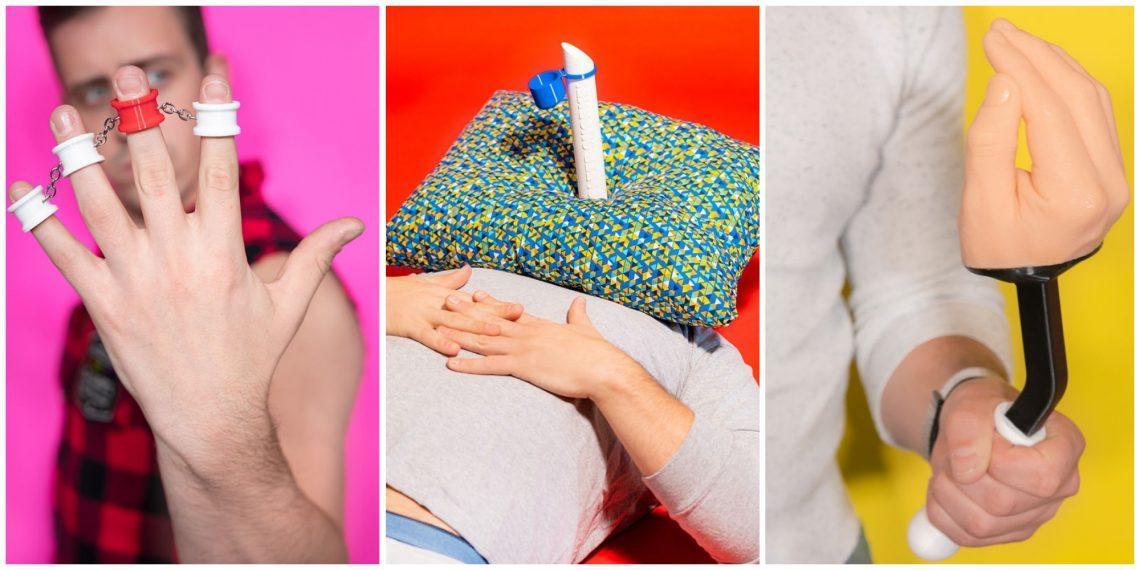 12 странных изобретений, которые вряд пригодятся