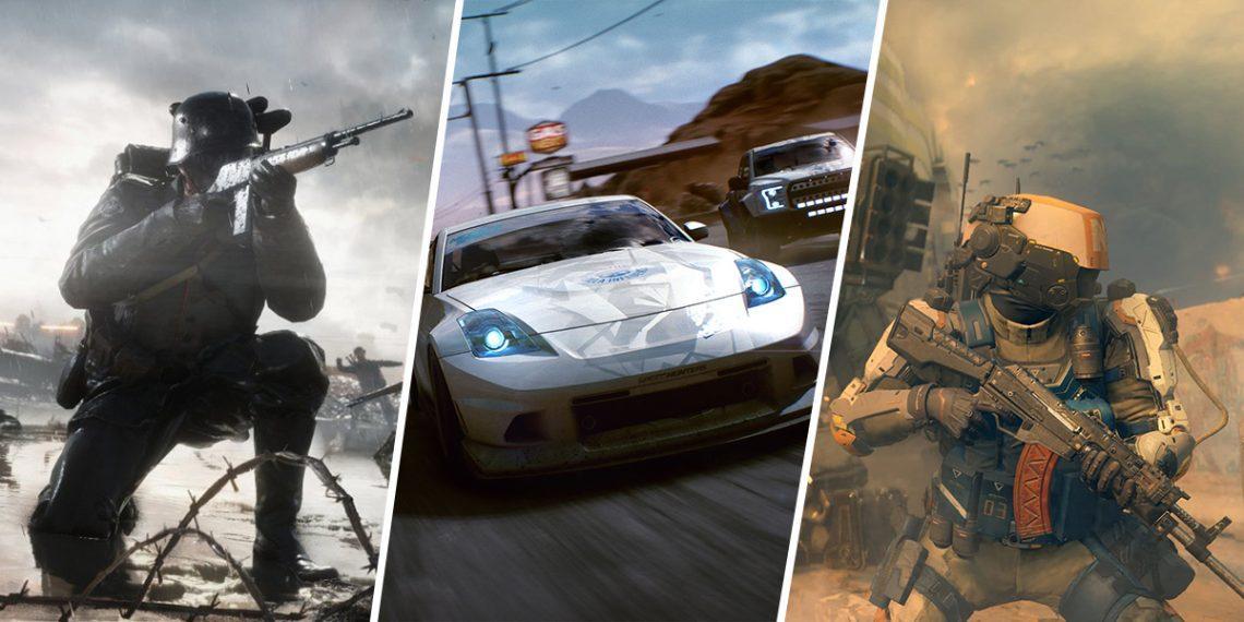 В PlayStation Store стартовала распродажа сетевых игр