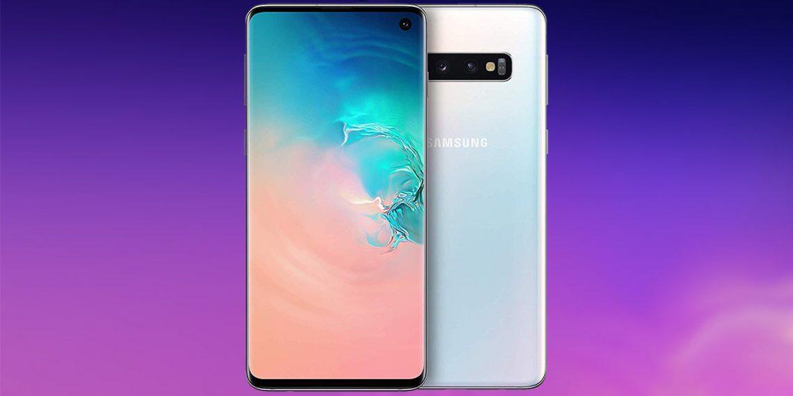 Samsung Galaxy S10 за 34 990 рублей в «Эльдорадо»