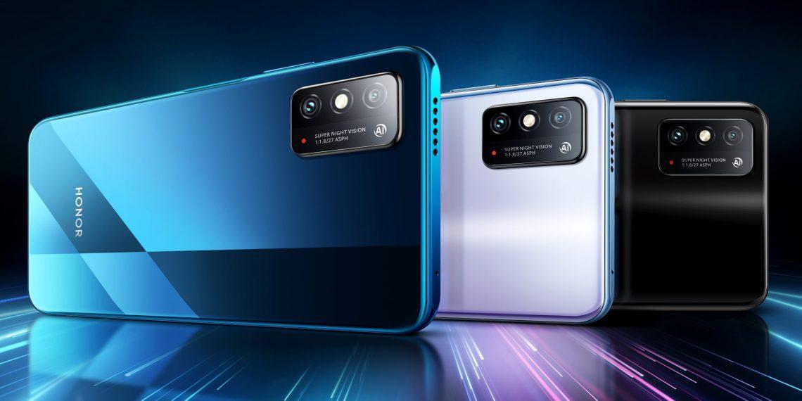 Huawei представила гигантский смартфон Honor X10 Max