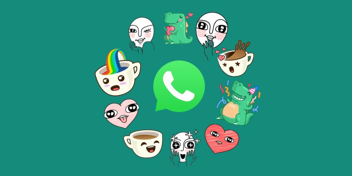 В WhatsApp появились анимированные стикеры