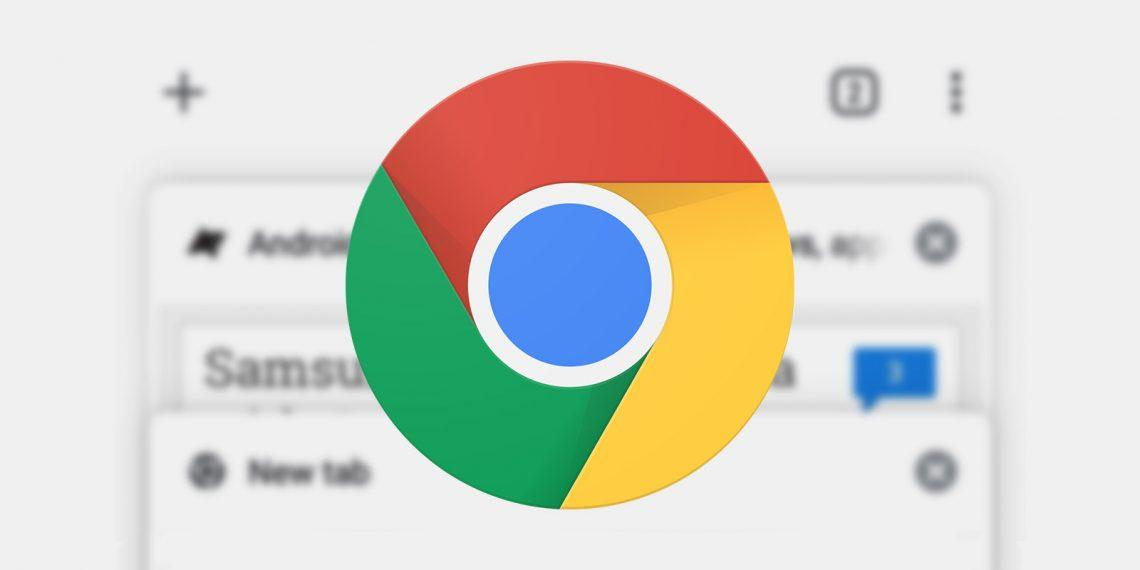 В Chrome доступна группировка и предпросмотр вкладок