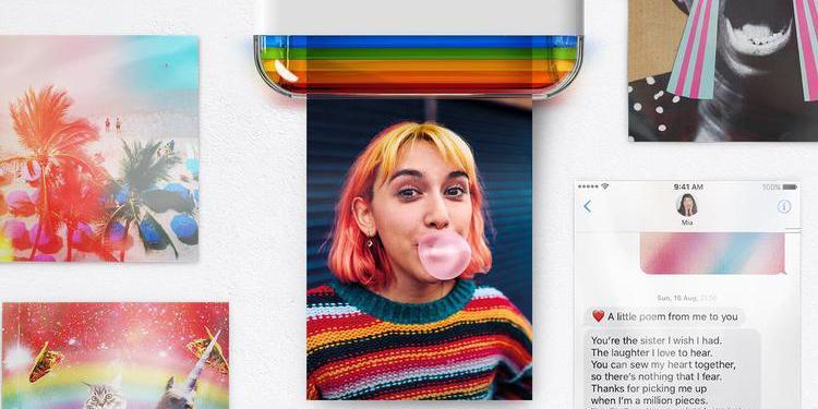 Polaroid представила карманный принтер Hi-Print 2×3