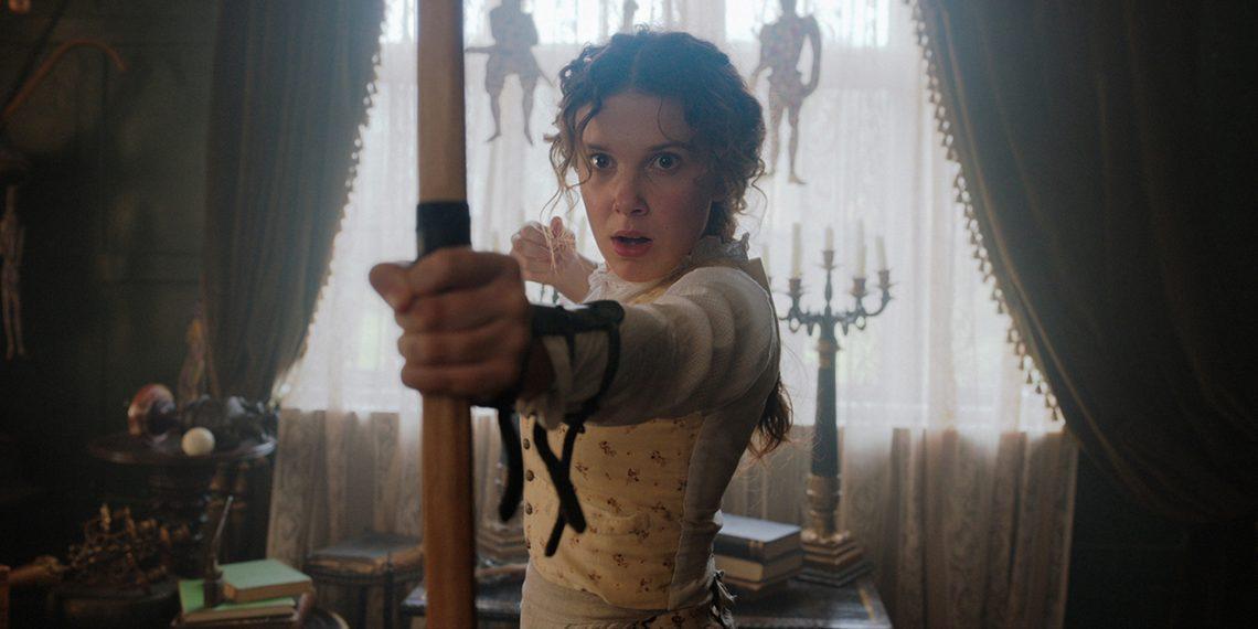 Netflix выпустил трейлер фильма «Энола Холмс»