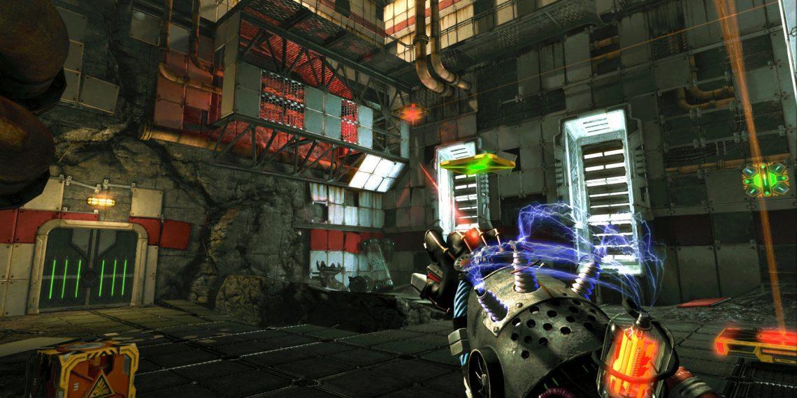 В Steam началась раздача Magrunner: Dark Pulse