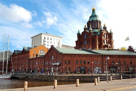 Интересное в Хельсинках — столице Финляндии