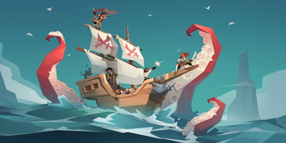 Игра Pirates Outlaws стала бесплатной для Android
