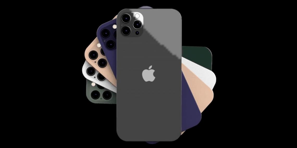 Новые подробности об iPhone 12 Pro Max