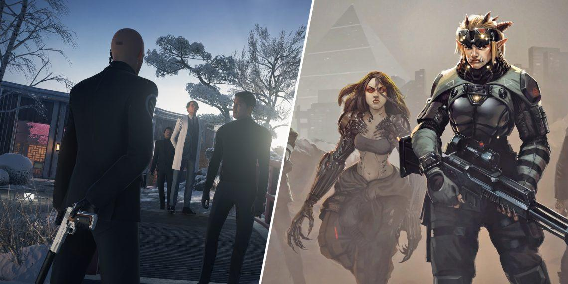 Epic Games Store раздаёт Hitman и Shadowrun Collection