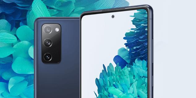Samsung представила Galaxy S20 FE