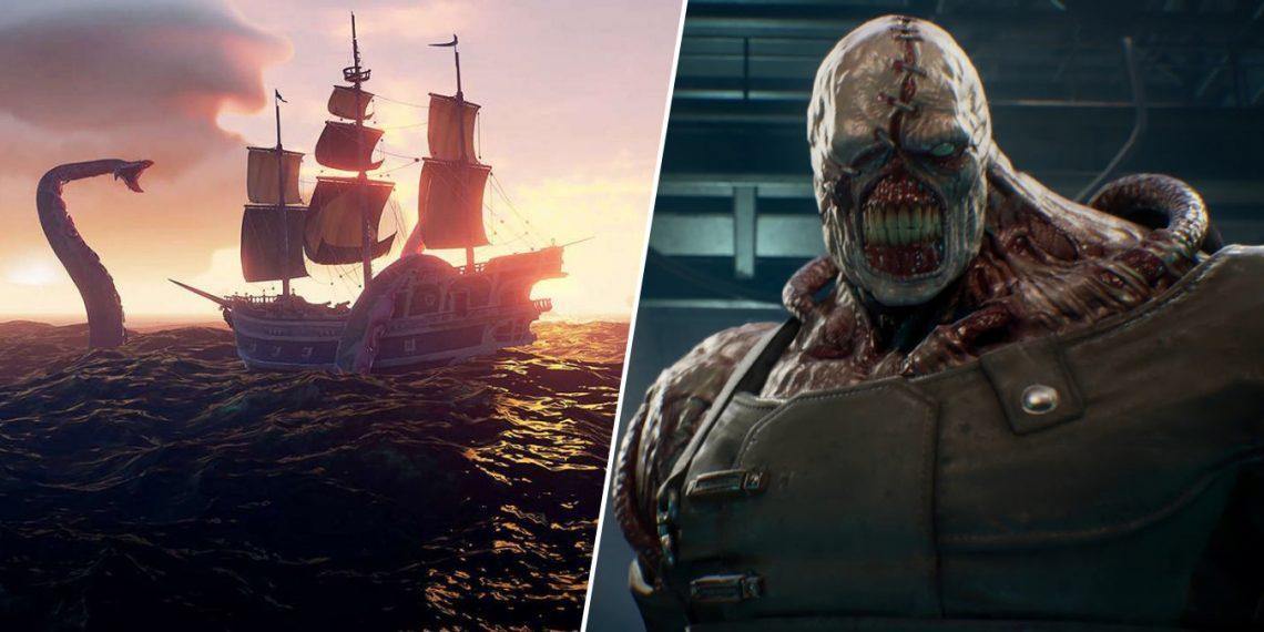 В Steam распродажи Resident Evil и игр про пиратов