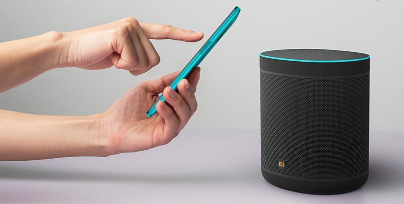 Xiaomi выпустила умную колонку Mi Smart Speaker
