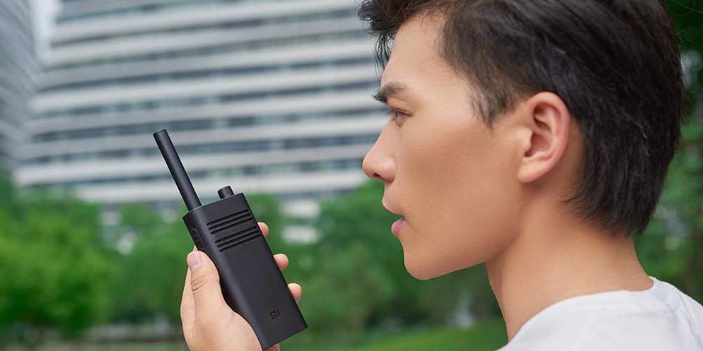 Xiaomi выпустила бюджетную рацию Mi Walkie Talkie Lite