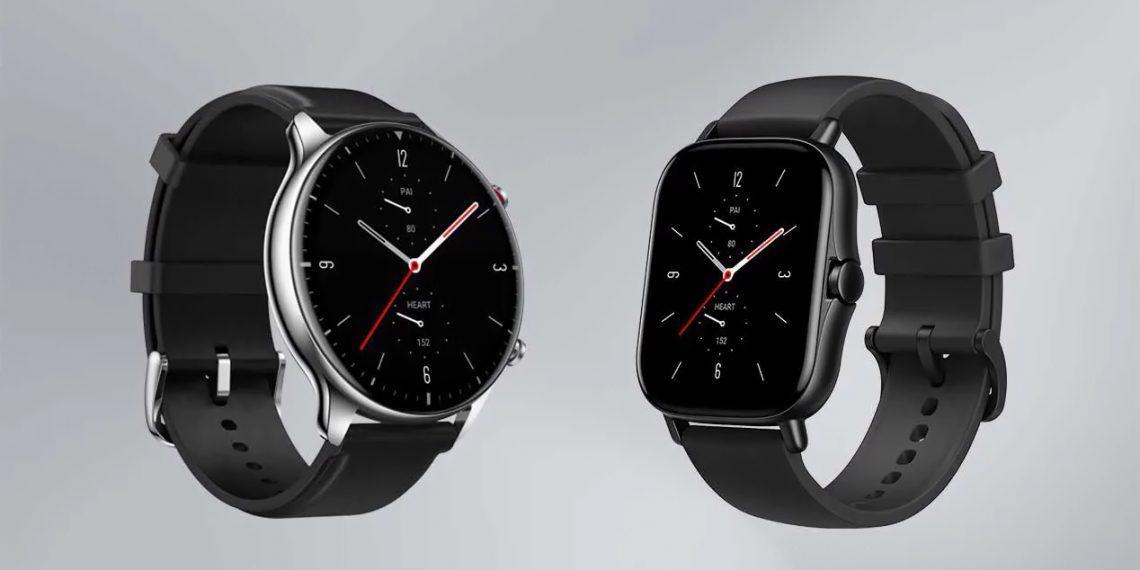 Huami представила умные часы Amazfit GTR 2 и GTS 2