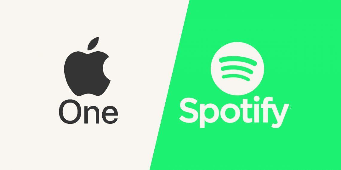 Spotify обвинил Apple из-за подписки Apple One