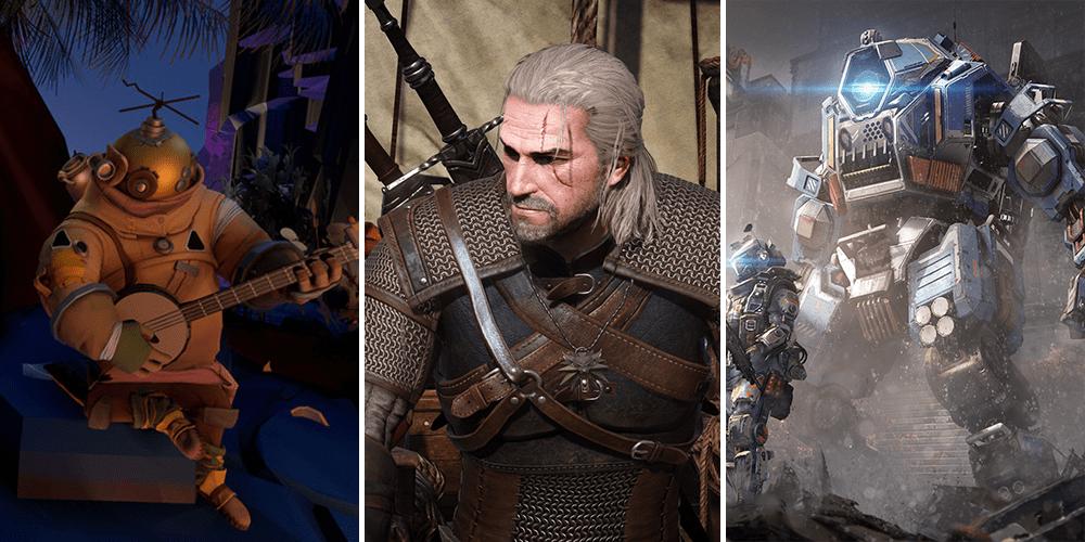 Eurogamer назвали 10 лучших игр поколения