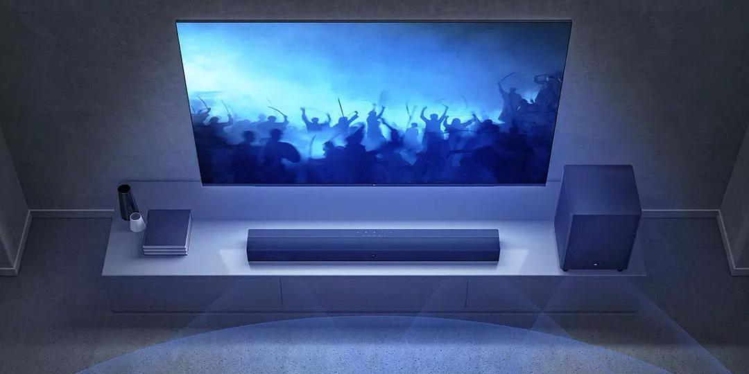 Xiaomi Mi TV Speaker Theater Edition: саундбар с сабвуфером