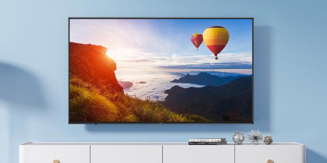 Xiaomi представила бюджетный 4K-телевизор Redmi A55