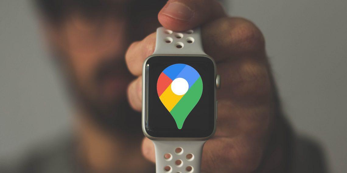 «Google Карты» вернулись на Apple Watch