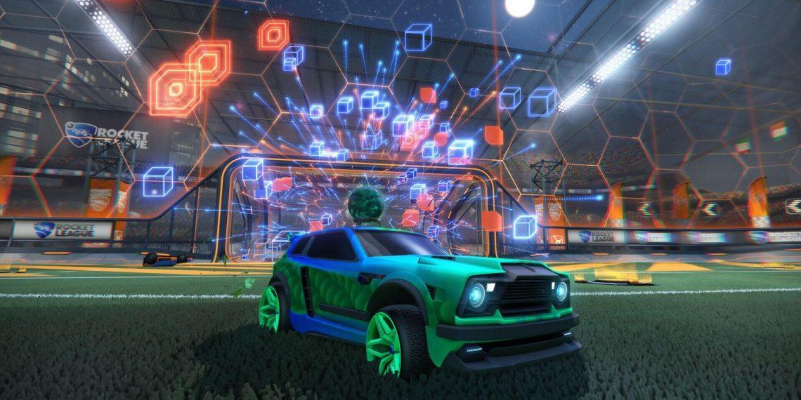Rocket League стала бесплатной на всех платформах
