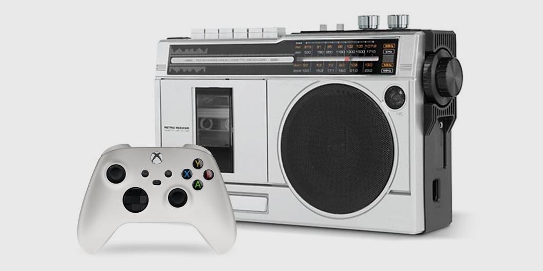 Плитка и бумбокс: в Сети обсуждают Xbox Series S