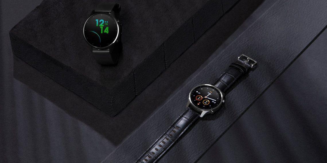Xiaomi представила умные часы Mi Watch Revolve с датчиком уровня кислорода в крови