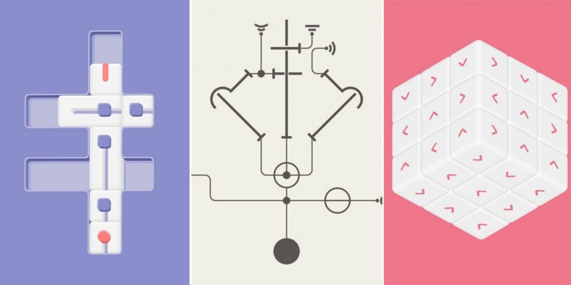 В Google Play бесплатно отдают 6 головоломок