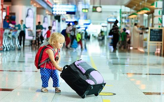 Важные советы для путешествий с детьми