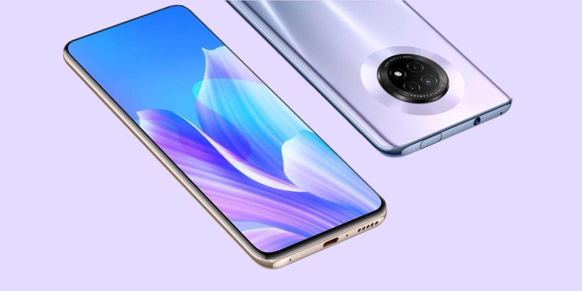 Huawei представила смартфоны Enjoy 20 и 20 Plus с 5G