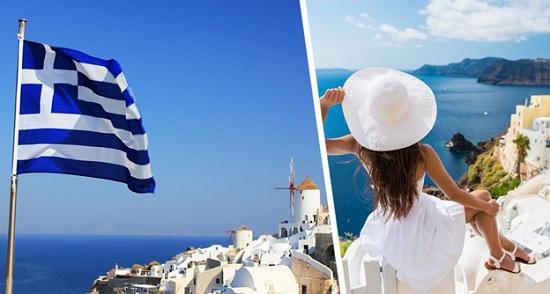 Греция открывает границы — 500 туристов из России в неделю