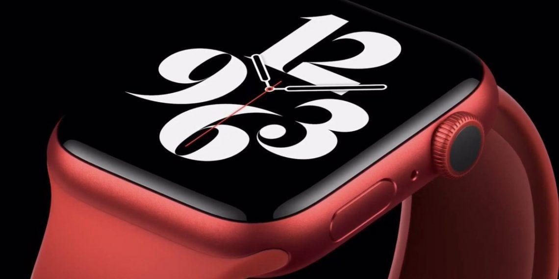 Apple Watch Series 6 представлены официально