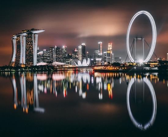 Сингапур — крупный мегаполис манит толпы туристов