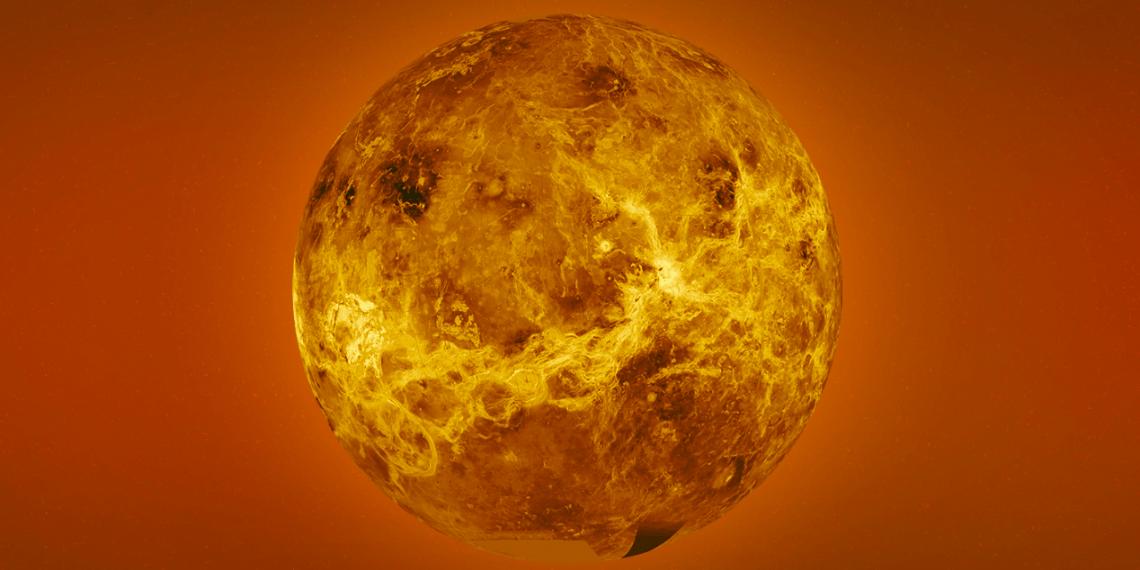 Учёные обнаружили на Венере признаки жизни