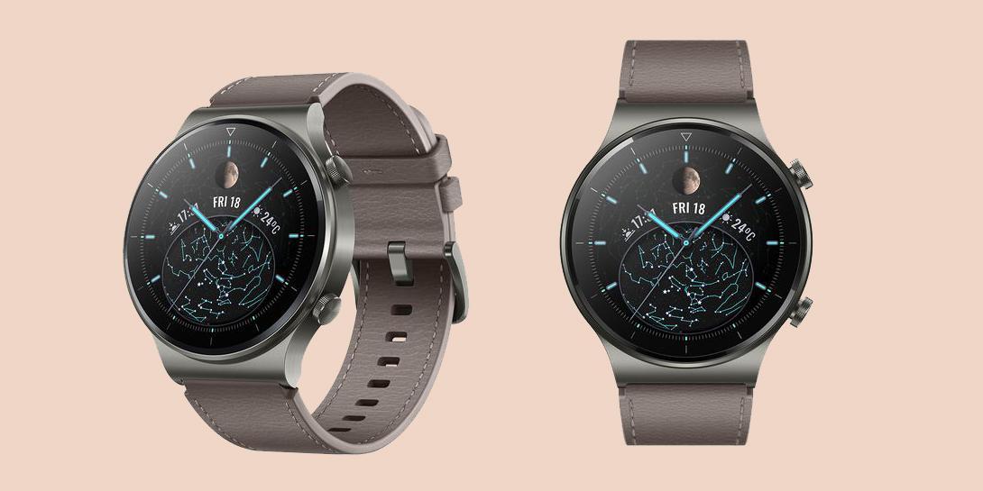 Watch GT 2 Pro — обновлённые часы от Huawei