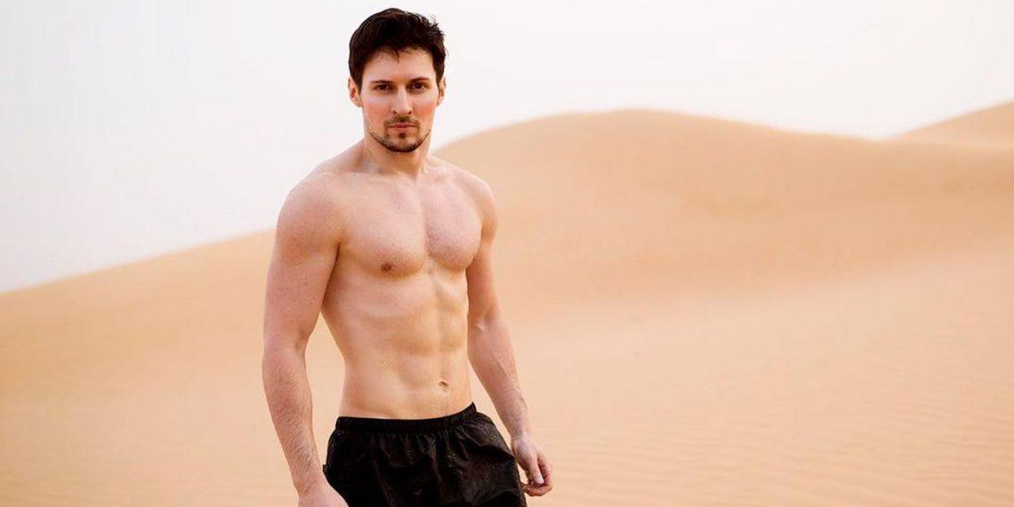 Павел Дуров дал 7 советов, как выглядеть моложе